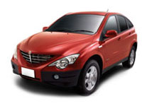 ssangyong C05 ACTYON