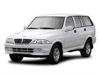 ssangyong J93 MUSSO