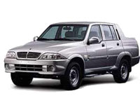 ssangyong J02 MUSSO SPORTS
