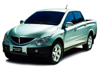 ssangyong Q06 ACTYON SPORTS