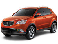 ssangyong T10 KORANDO C (C200) /  NEW ACTION
