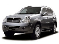 ssangyong Y01 REXTON